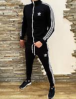 Спортивный костюм Adidas Petal black