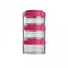Контейнер спортивный BlenderBottle GoStak 3х60 Pink, Original SKL24-145337