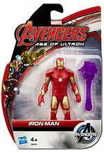 Фигурка Железный Человек Эра Альтрона - Iron Man, Avengers Age of Ultron, Hasbro, 9,5 см SKL14-143127
