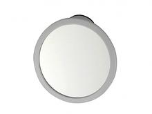 Зеркало Bathlux с поворотным механизмом на вакуумной присоске 16х16 см 30148 SKL11-132534
