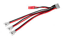 Зарядний кабель Dinogy 3 x Walkera/Hubsan