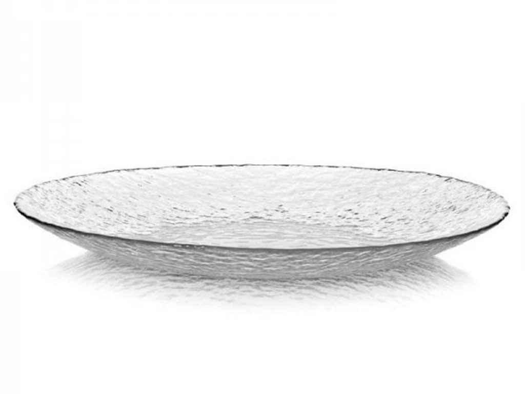 "Набор тарелок стекло 240 мм Haze упаковка 12 шт ""Pasabahce"""