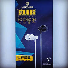 Навушники lenyes lf22