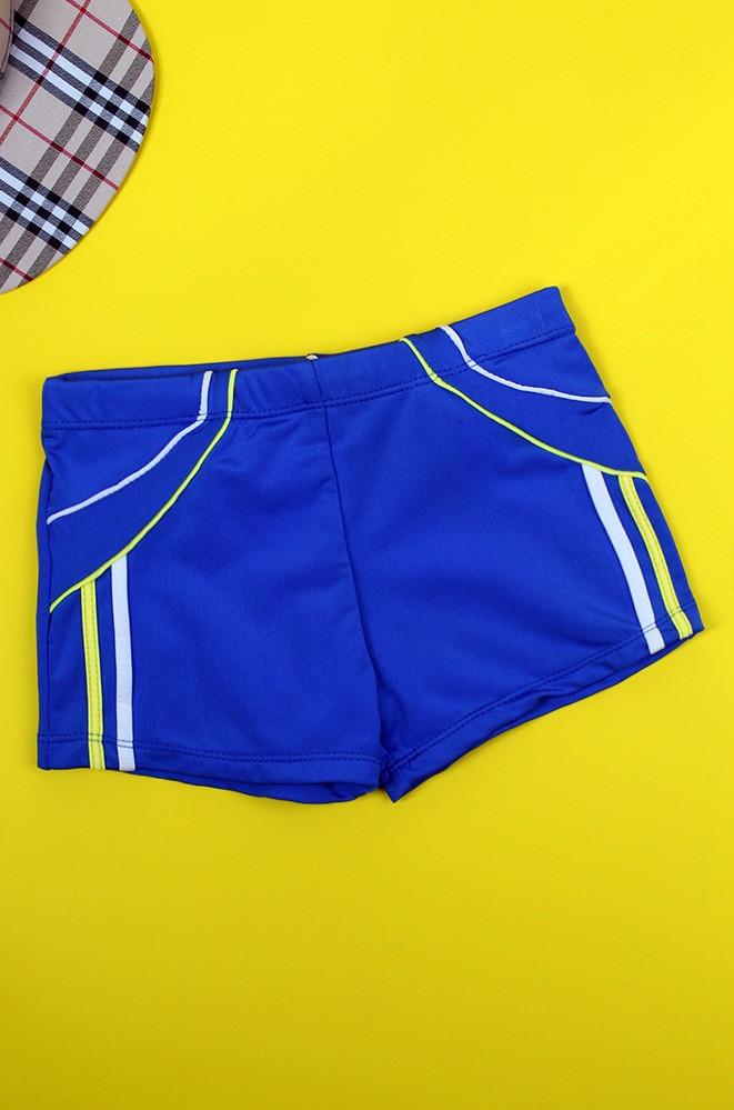 Плавки детские мальчик синие Samegame 0640-1