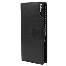 Стильный мужской клатч Baellerry Business черный SKL11-141473