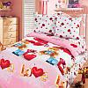 Комплект постельного белья  в кроватку  Сюрприз