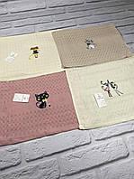 Кухонное полотенце вафелька 35-70 см