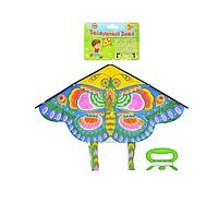 Воздушный змей M 1730 (175шт) бабочка, в кульке, 53-10см