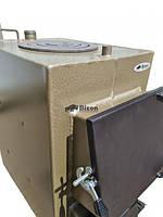Котел твердотопливный Bizon М-100 Плита 10 кВт