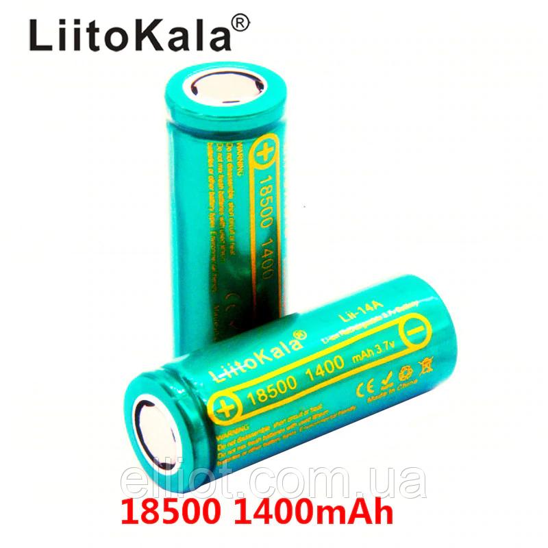 26650 3,7 V LiitoKala lii-50A 5000 mAh акумулятор вейп Li-Ion