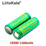 26650 3,7 V LiitoKala lii-50A 5000 mAh акумулятор вейп Li-Ion, фото 3