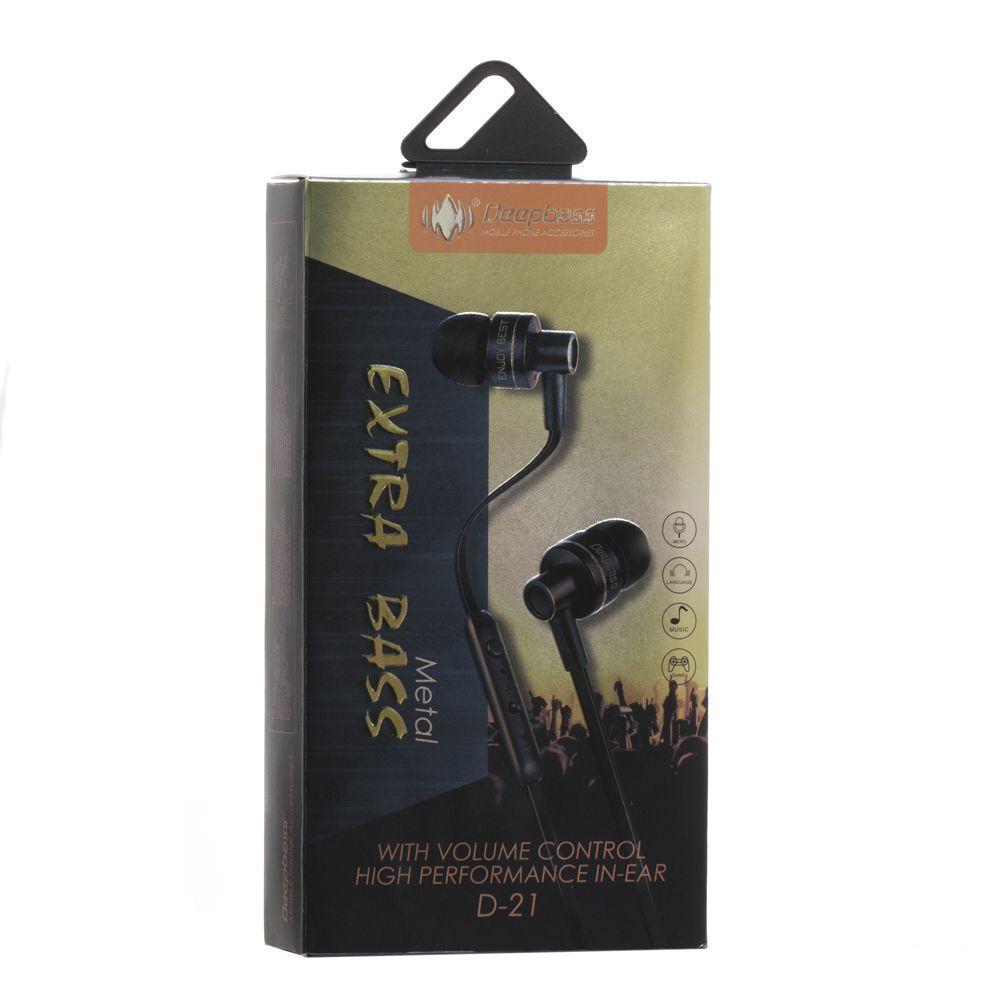 Наушники Deepbass D-21 SKL11-232817
