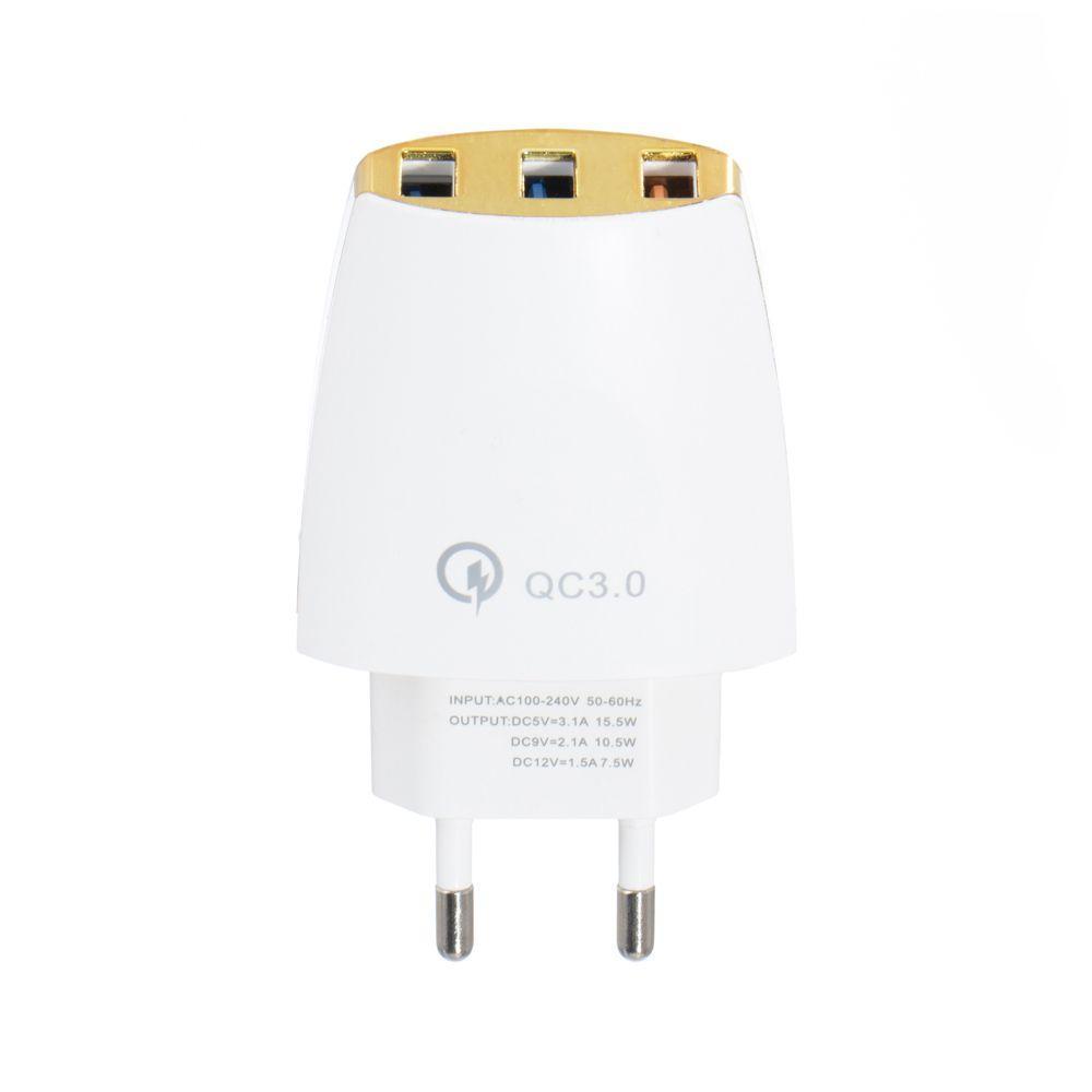 Сетевой адаптер GZ-4 QC3.0 SKL11-231574
