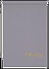 Ролета тканевая Е-Mini Лен 7436 Серый, фото 2