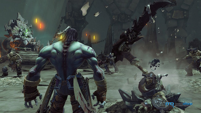 Релиз Darksiders II: Deathinitive Edition
