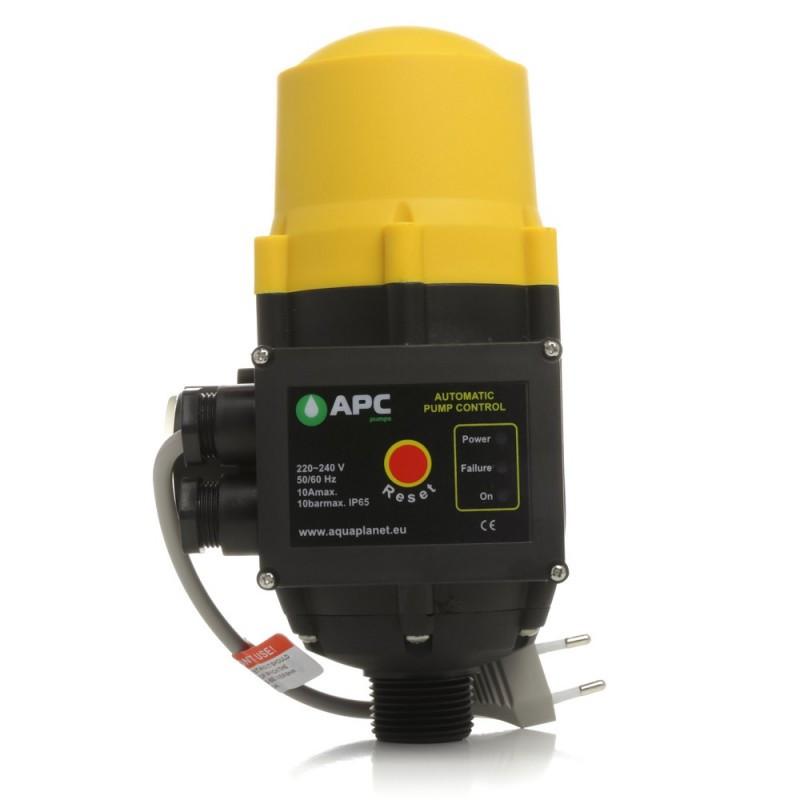 Прессконтроль APC-pumps-13А желтый SKL11-236453
