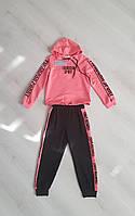 Спортивный костюм для девочки арт 88062