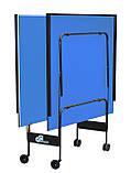 "Теннисный стол для помещений ""Gsi-sport"" Athletic Strong синий, (016-0009), фото 3"