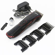 Машинка для стрижки волос ROZIA HQ 222T Черная, фото 2