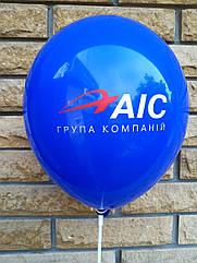 Печать на воздушных шарах (пример № 5)