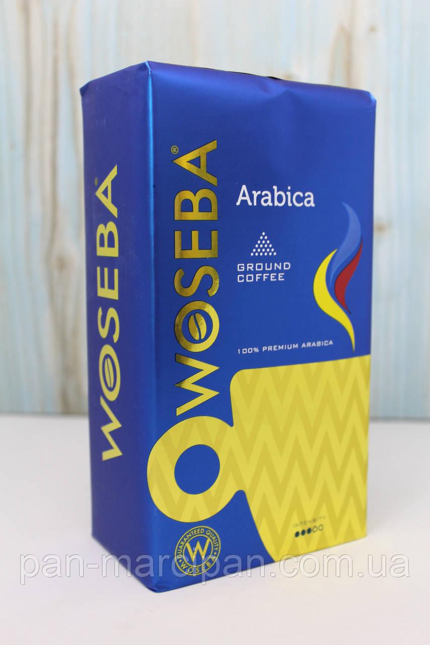 Кава мелена Woseba 100% Premium Arabica 500 г
