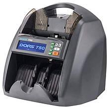 Лічильник банкнот DORS 750