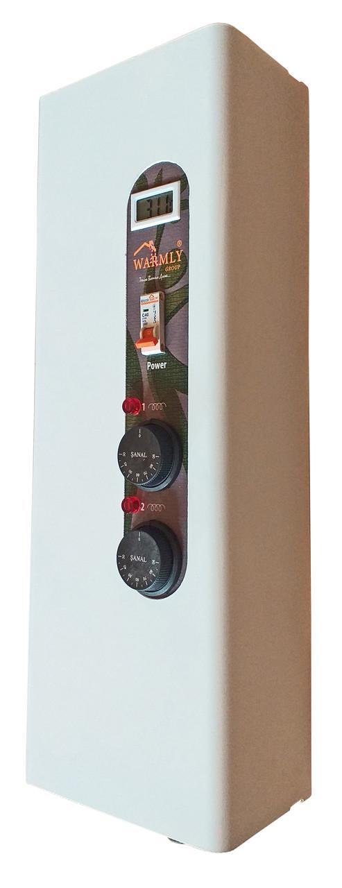 Котел электрический Warmly Classik N WCSN 4 кВт/220в 40 квм 4 кВт 220в (cot-0027)