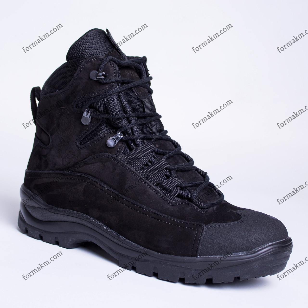 Ботинки Тактические Desert Evo.2 Black