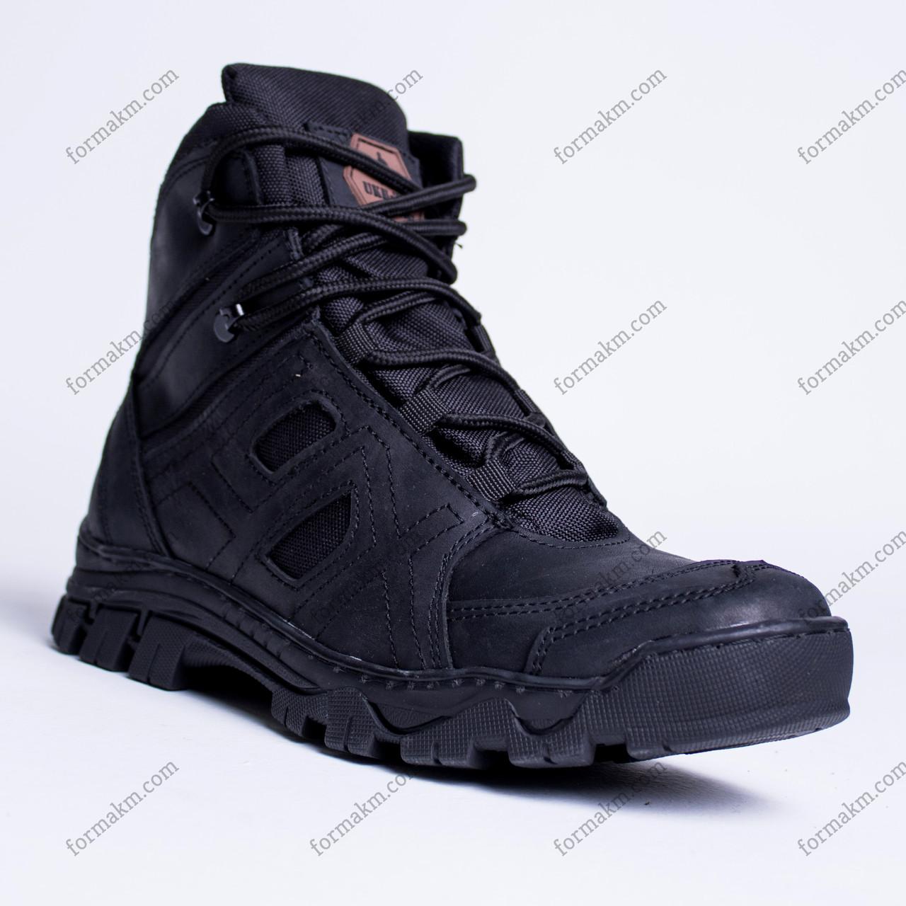 Тактические Ботинки Caiman Black