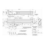 L35T, 820мм, 1мкм, TTL фотоэлектрический инкрементальный преобразователь, фото 3