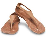 Crocs Women s Sexi Flip оригинал США W8 38-39 (24 см) сандалии босоножки original flip крокс сандалі босоніжки