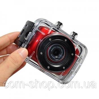 Экшн камера, видеокамера для экстремального спорта, спортивный водонепроницаемый видеорегистратор HD S 020/ F5