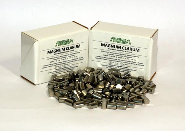 Метал Magnum Clarum Lega Ni, 1кг. Сплав на основі нікелю.