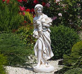 Садовая фигура Богиня Осени 82х24х26 см