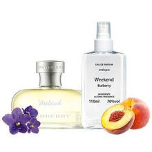 Burberry Weekend - Parfum Analogue 110ml