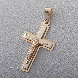 Золотий хрестик П03015