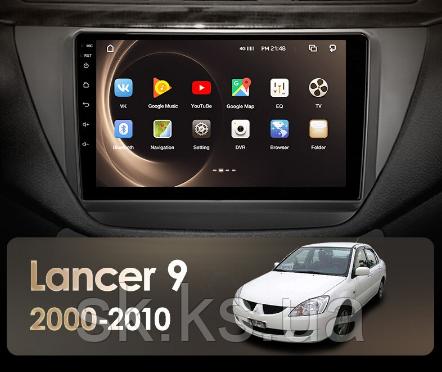 Junsun 4G Android магнитола для Mitsubishi Lancer 9 CS 2000 - 2010