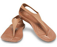 Crocs Women s Sexi Flip оригинал США W9 39-40 (25 см) сандалии босоножки original flip крокс сандалі босоніжки