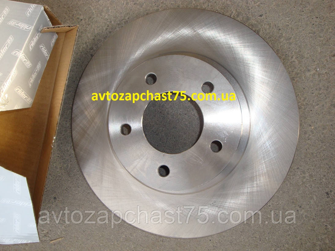Диск гальмівний газ 31105, 3110, R15 виробник Rider, Угорщина