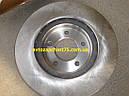 Диск гальмівний газ 31105, 3110, R15 виробник Rider, Угорщина, фото 5