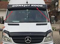 Козырек на лобовое стекло Спринтер 906 (Mercedes Sprinter 906) 2006+...
