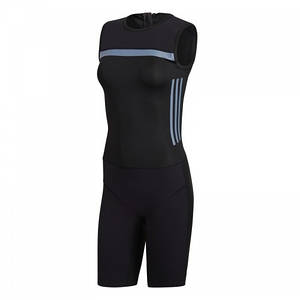 Жіноче трико для важкої атлетики Adidas Crazypower suit (чорний, CW5660)