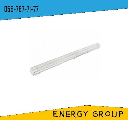 Светильник светодиодный промышленный евросвет 36Вт 6400K WL36-SLIM 2880Лм IP65