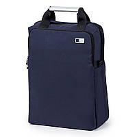 """Рюкзак з відділенням для ноутбука """"AIRLINE 15"""", синій, фото 1"""