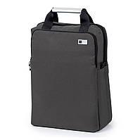"""Рюкзак с отделением для ноутбука """"AIRLINE 15"""", серый, фото 1"""