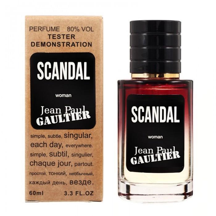 Jean Paul Gaultier Scandal TESTER LUX, женский, 60 мл