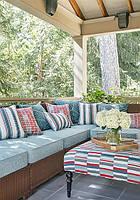 Колекція текстилю in/outdoor Festival від американського бренду Thibaut