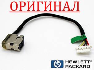 Разъем гнездо кабель питания HP 15-DA, 15-DA000 - 799736-Y57 разем, фото 2