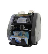 Лічильник банкнот банківського класу DORS 820 перевірка грошей на обох сторонах