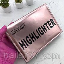 Хайлайтер набор профессиональный (книжка), фото 3